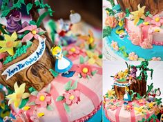 Alice In Wonderland Birthday Party!