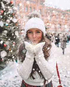 Ideas For Photography Poses Women Winter Pictures