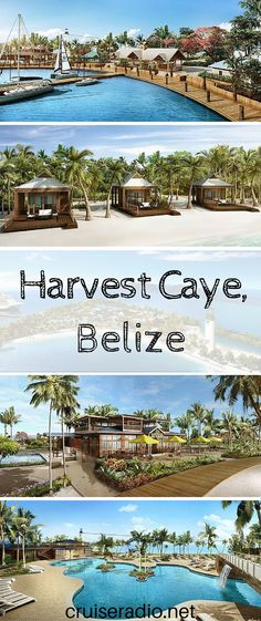 Norwegian's New private island in Belize