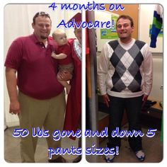 Men and Women are losing weight and getting their lives back thanks to Advocare!  www.advocare.com/14104179