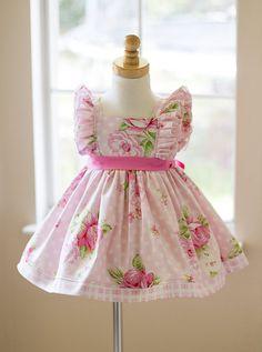 EVELYN PINK - Kinder Kouture Boutique Clothing - 1