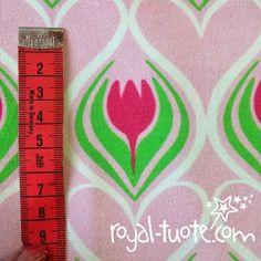 Trikoo Tulppaani - vaaleanpunainen / Jersey Tulip Pink
