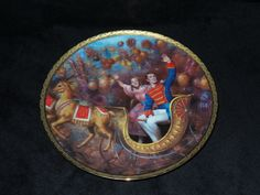 "1992 Reco Nutcracker Ballet ""The Land of Sweets"" Collector Plate by Clemente Micarelli by ThePlateHutchII on Etsy"