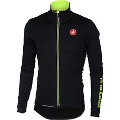 Castelli Mens Passo Giau Cycling Jacket