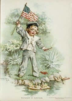 Gallant little patriots - Maud Humphrey Bogart