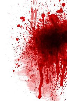 dexter-style blood splatter
