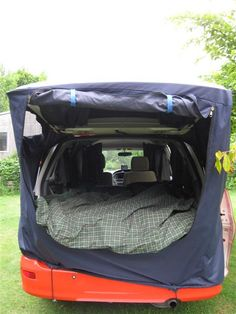 Exploring the North Island in a Spaceship | Drivesouth New u0026 Used Cars  Motoring News & Awesome car tent attachment...but where can I get one of these ...