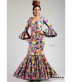 Traje de flamenca Farruca