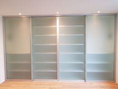 Schiebetürsysteme NEW LINE Aluminium, Line, Modern, Classic, Closet, Home Decor, Master Closet, Partition Screen, Derby