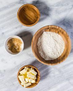 Pâte brisée sucrée etapes-1 Sweet Cooking, Blog Search, About Me Blog, Recipes, Sliced Almonds, Raspberry, Juice, Rezepte, Ripped Recipes
