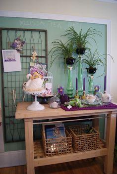 nest full of eggs: Spring 13 Ideas House