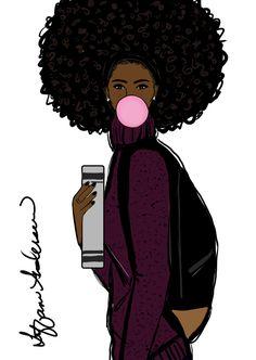 Tiffani Anderson Illustration — School is cool…sometimes