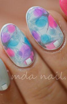 Pastel nails #dreamy