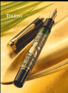 Pelikan Toledo Black Fountain Pen