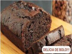 O melhor bolo saudável de chocolate - sem glúten e sem lactose