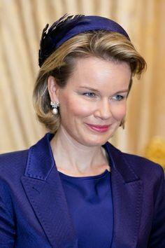Mathilde de Belgique