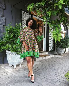 Ankara fabrics at best dress for style inspiration.Ankara fabrics at best dress for style inspiration Exact print available for purchase six yards meters long wax print Cll/Whatsaap 0631252550 to order Ankara Long Gown Styles, Short African Dresses, Trendy Ankara Styles, Ankara Gowns, Latest African Fashion Dresses, African Print Dresses, African Print Fashion, Africa Fashion, African Attire
