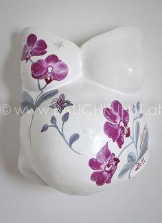 """""""Orchideen für Emma"""", 2011   Michaela mit Emma, 35. Woche   Foto und Copyright: Angela Harand"""