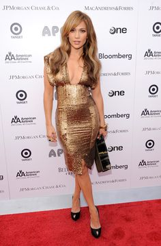 Jennifer Lopez - 2010 Apollo Theater Spring Benefit Concert & Awards Ceremony - Arrivals