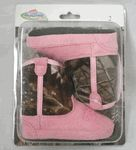 Team Realtree Camouflage Infant Baby Boots - Pink