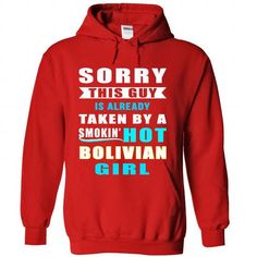 Bolivian guy - #gifts for girl friends #appreciation gift. OBTAIN => https://www.sunfrog.com/LifeStyle/Bolivian-guy-2590-Red-Hoodie.html?68278