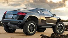Audi R8 like you've NEVER seen before!!