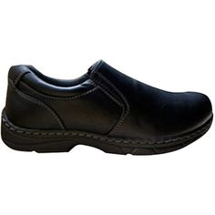 Faded Glory Men's Phillip Slip-On Shoe, Size: Black Faded Glory, Walmart Shopping, Slip On Shoes, Chelsea Boots, Clogs, Model, Stuff To Buy, Black, Products