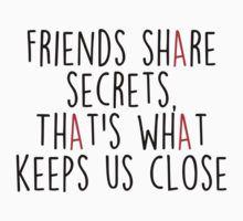 Pretty Little Liars - Secrets by Quotation Park