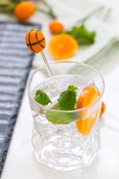3 DIY Ideas for a Modern Basketball Pizza Watch Party with @Digiorno!   Sugar & Cloth