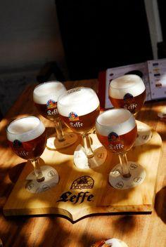Belgian Beer #Leffe