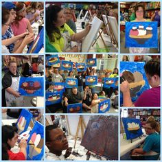 Down Syndrome Association of Acadiana (DSAA) : Programs & Events : Educational Programs : Art Camp