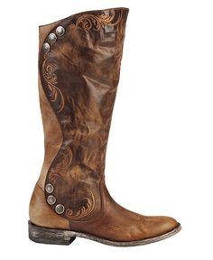 LOVE!  Old Gringo Procella Riding Boots - Round Toe