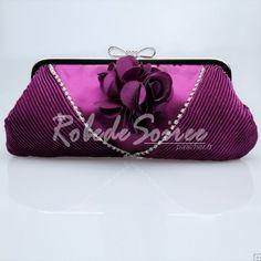 Pochette Soirée-Soirée de mariage exquis emballage des sacs