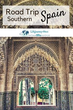 This detailed guide has everything you need to know for a Southern Spain Road Trip. Includes, interactive map, campervan stops, amazing places to visit and Motorhome Living, Motorhome Travels, Spain Road Trip, Road Trip Map, Travel Around The World, Around The Worlds, South Of Spain, Paradise On Earth, Roadtrip