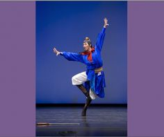 Inner Spirit of Dance Revives Lost Chinese Culture - The Epoch Times