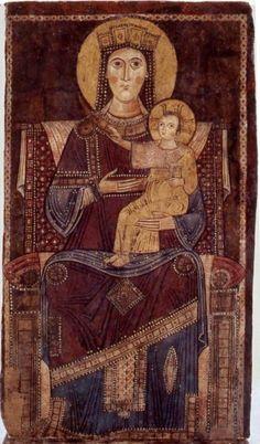 Средневековые иконы Рима и Лацио