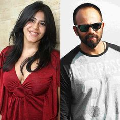 Ekta Kapoor and Rohit Shetty have patched up?