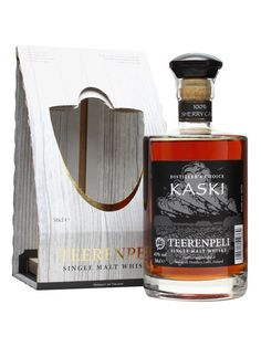 Teerenpeli Kaski : Buy Online - The Whisky Exchange - A great change of pace for Teerenpeli, their first sherry matured whisky. The Finnish brewery and distillery has only been producing whisky for a few years, but theyve already shown that they can ... spirit mxm