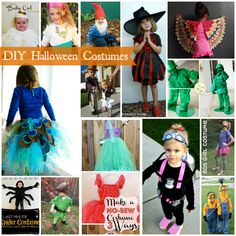 14 Favorite DIY Halloween Costumes