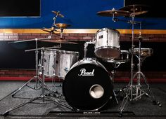 Drum Kit. Chad Smith Export.