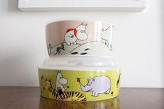 Moomin Tablewear (medium bowl) Tigerlilly Quinn
