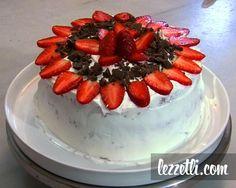 Doğum Günü Pastası nasıl yapılır? Resimli tarifle yapmayı öğrenin.