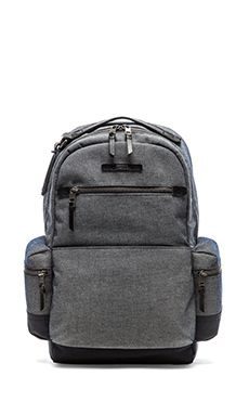 a4e0eae011d1 Tumi Dalston Massie Backpack in Masonry Grey Designer Totes