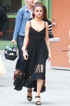 13 Times Selena Gomez's Summer Dresses Served as Major Outfit Inspo