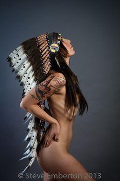 Indian Headdress by Steve Emberton on 500px