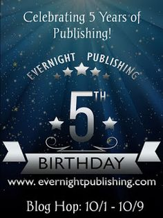 @evernightteen  Celebrates 5 Years of Publishing! + MEGA GIVEAWAY!