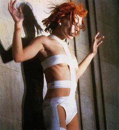 Mila Jovovich – The 5th Element, 1997