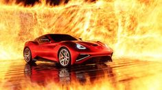 Icona has unveiled the one-off 950 hp Vulcano hybrid in Shanghai.