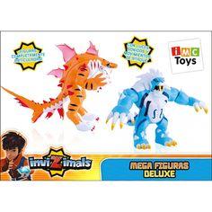 Juguete INVIZIMALS MEGA FIURAS DELUXE PRecio 19,51€ en IguMagazine #juguetesbaratos