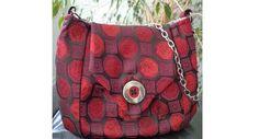 Tutorial: Repurposed neck tie purse